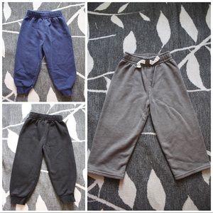 • Garanimals • Baby Boy (2T) SweatPants Bundle